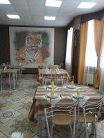 Второй зал кафе «МарципанЪ»